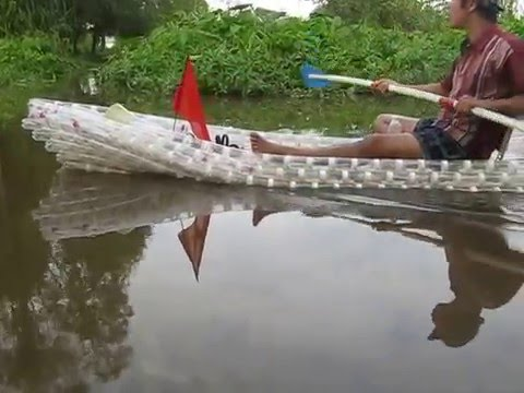 Plastic Bottle Canoe Kayak Youtube