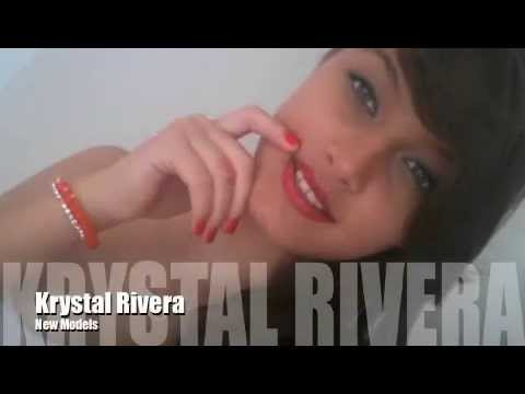 Krystal X Rivera Puerto Rico New Model 2014