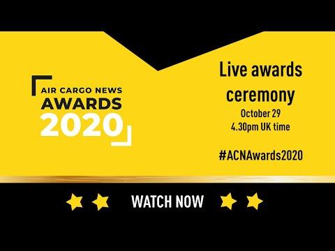 Air Cargo News Awards Live 2020
