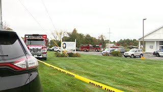 Gunman opens fire in NH church during wedding; two victims shot, police say