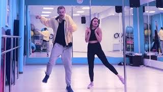 3-ий Январь - Хубба Бубба - Танец (Vova Legend & KsuTA)