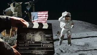 Staging of the Moon Landing?