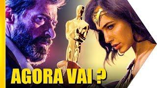 Logan vs Mulher-Maravilha: quem merece o Oscar?!   OmeleTV