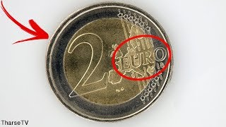 CETTE PIECE DE 2€ VAUT 600€🔥 Vérifie ton porte monnaie