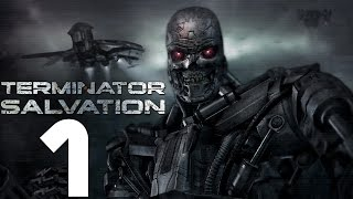 Terminator Salvation Walkthrough 60FPS HD - Chapter 1: LA 2016 - Part 1