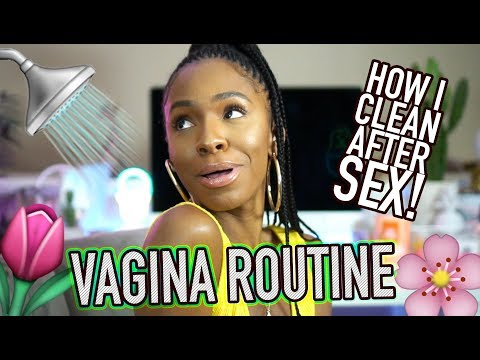 V-Talk 🌷 My Vagina Routine! Intimacy Prep & Clean Up + How I Stay Fresh ALL DAY