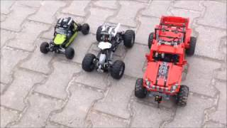 lego rc cars competition