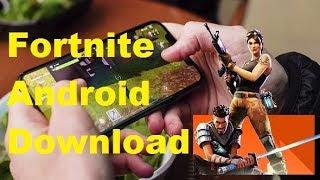 Fortnite Android - Fortnite Mobile Download (Download APK)