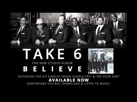 Take 6 - You Know You're In Love ft. Stevie Wonder (Believe Album)