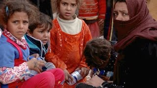 Iraq: Seeking a safe space after fleeing Mosul fighting