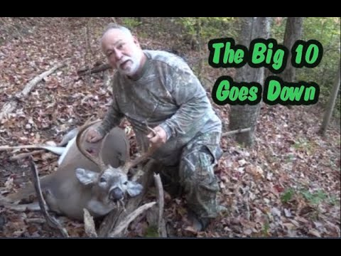 Itchy Bottom Outdoors 2019 WV Deer Season 130