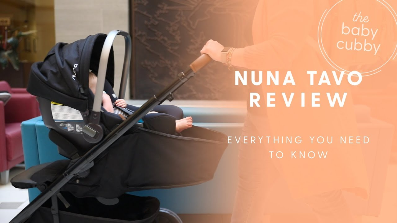 Poussette Buggy Nuna Nuna Tavo Stroller Review New 2018 Model