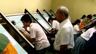Зображення Вручну 1. Перевірити Компетенцію Технічних Креслень Будівлі 2012