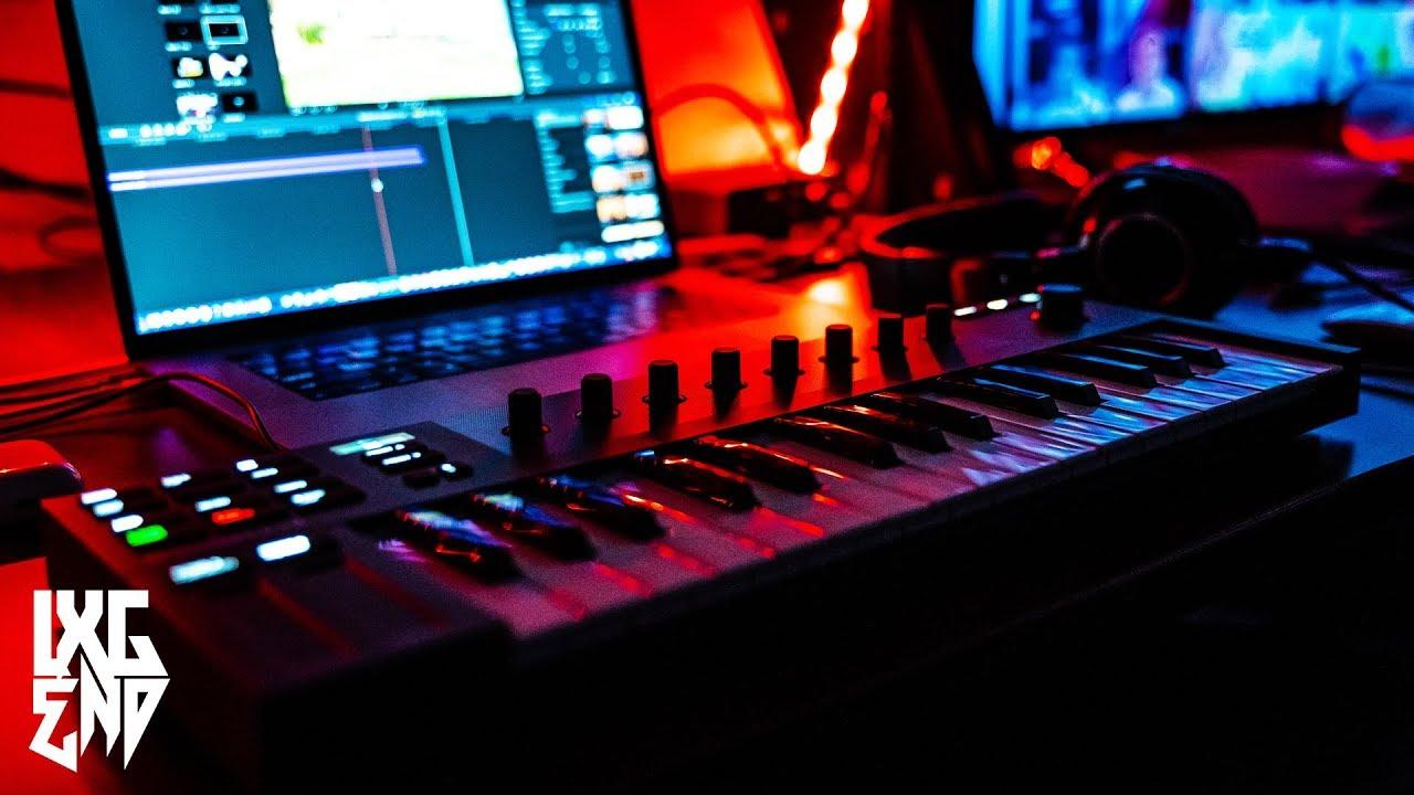 My Mobile Studio Setup For Music Production Youtube