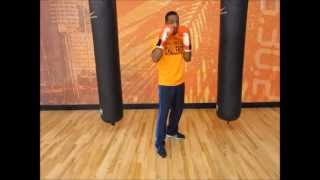 BASIC PUNCHES FOR LEFT-HANDED  BOXERS