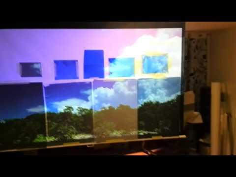Black Projector Paint