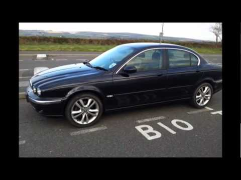 BioTravel's Jaguar.  The King of Taxis