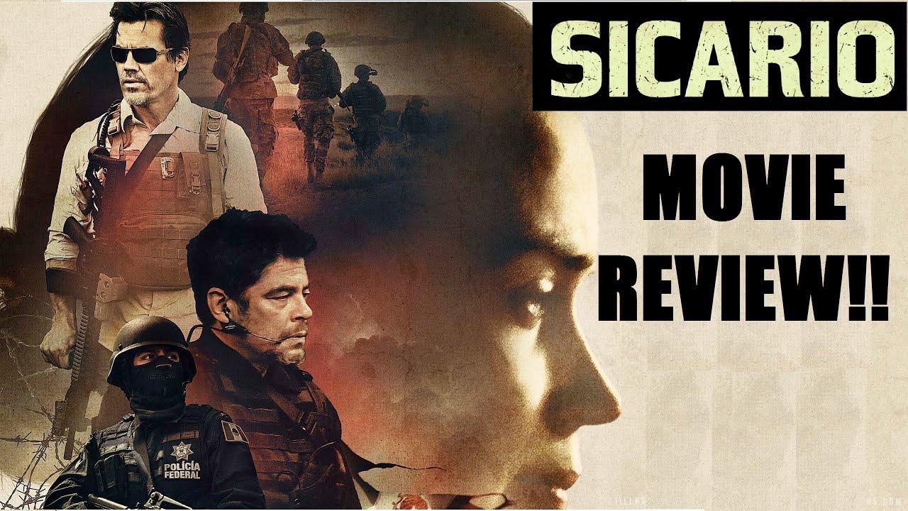 Sicario Movie Review - YouTube