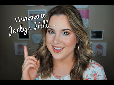 I Listened to Jaclyn Hill... thumbnail