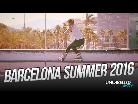 Barcelona Bladies Summer 2016