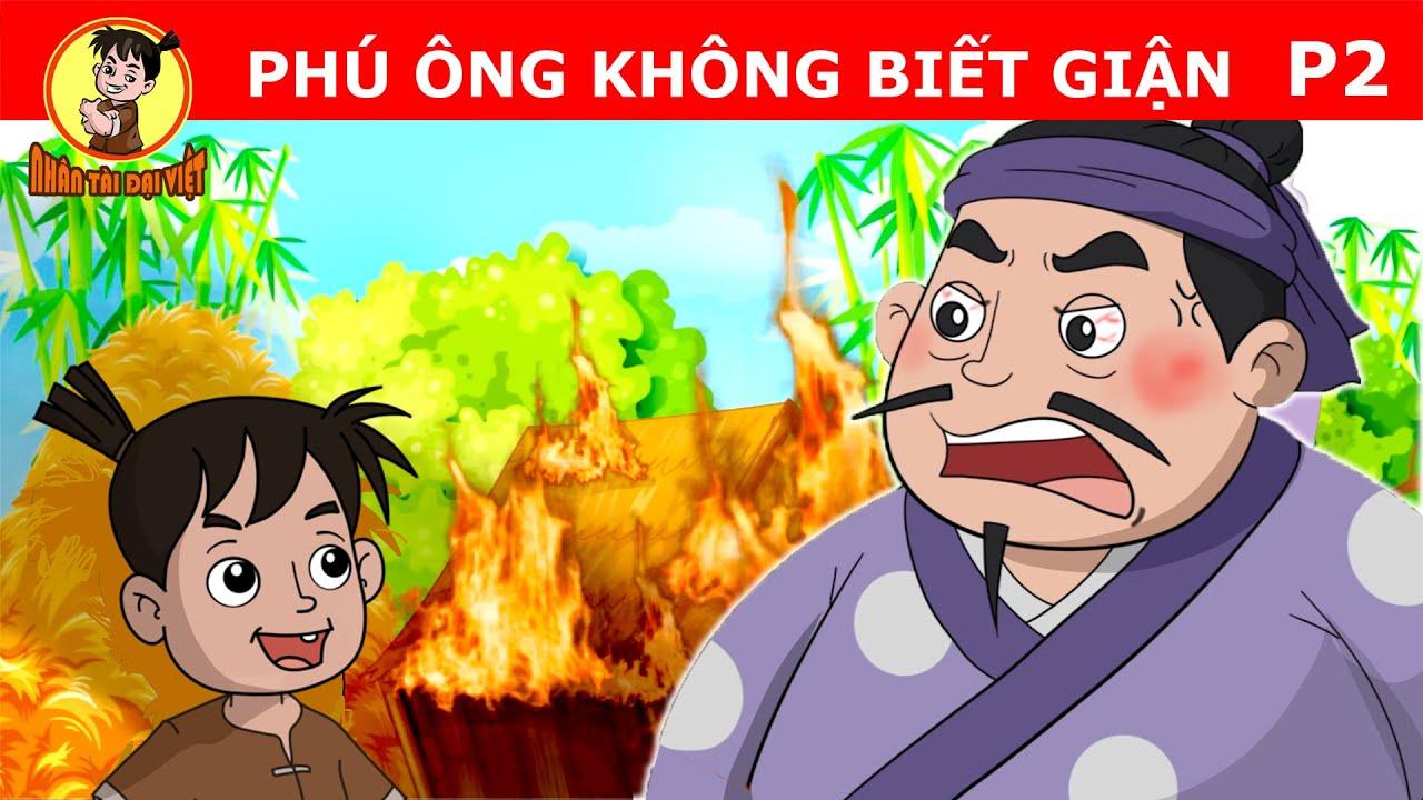 QUÀ TẶNG CUỘC SỐNG - Phim hoạt hình thần đồng đất việt   Phú Ông Không Biết Giận Phần 2