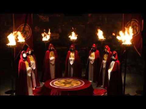 Kurtlar Vadisi Pusu -  Tapınakçılar Müziği