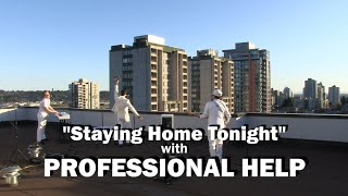 Professional Help - Staying Home Tonight (Official Video)