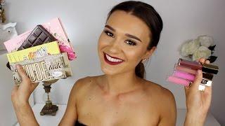 Huge Makeup Haul + Personal Update | Shanigrimmond