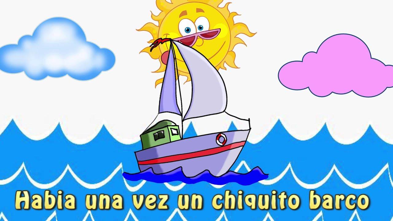 Un barco chiquitito canciones y videos infantiles para - Para ninos infantiles ...