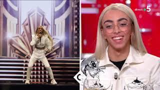 Bilal Hassani : le débrief de l'Eurovision ! - C à Vous - 20/05/2019