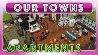 sims freeplay apartment building