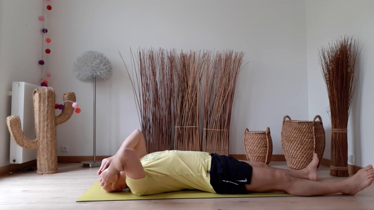 Spécial confinement : cours de Gym zen
