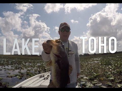 LAKE TOHO FL BASS FISHING