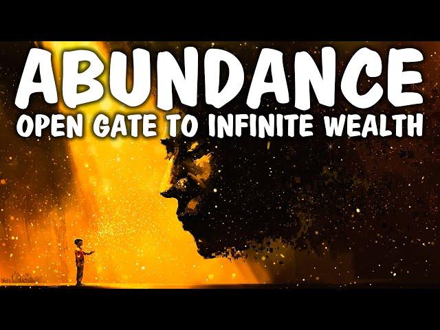 888Hz 396Hz ! Open Gate To Abundance & Infinite Wealth ! Remove Blockages ! Angelic Frequency Music