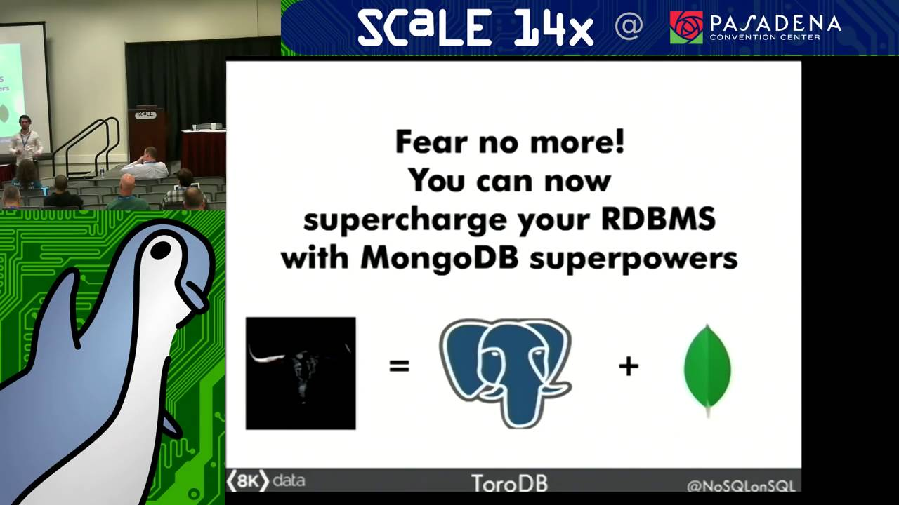 ToroDB: open-source MongoDB-compatible database with SQL superpowers