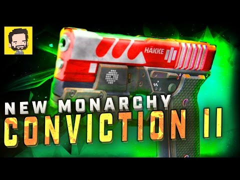 Conviction II (April Update) Legendary Sidearm | Gameplay Review | Destiny (The Taken King)