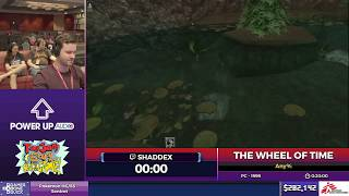 The Wheel of Time by Shaddex in 19:20 - SGDQ2017 - Part 44