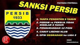 Download Video Sanksi Persib Bandung | Berita Sepak Bola Indonesia 2018 MP3 3GP MP4