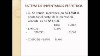 SISTEMAS DE REGISTRO DE MERCANCIAS thumbnail