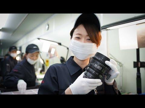 A SIGMA Factory Tour - cinema5D Exclusive