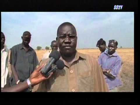 Report from inside Heglig  by  South Sudan TV