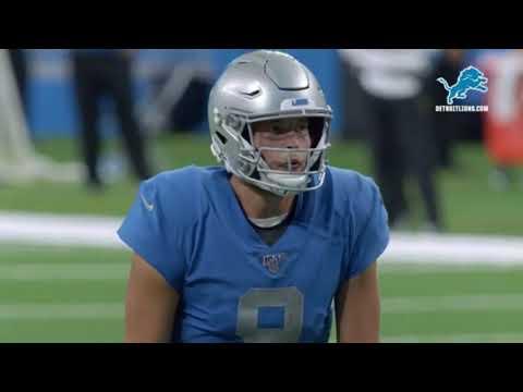 Detroit Lions 2020 Hype Video
