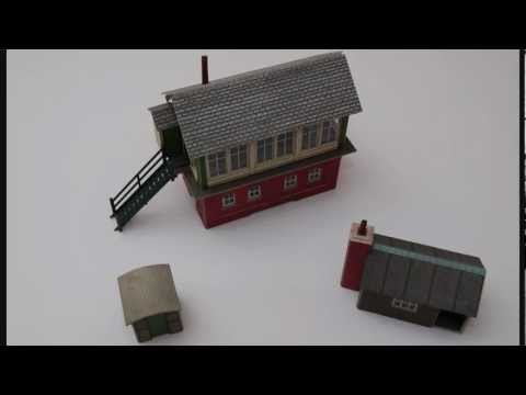 Metcalfe Signal Box Kit