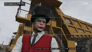 GTA 5 Online: Dump Truck Secret Location!!!!