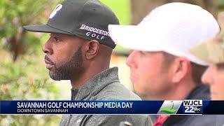 Savannah Golf Championship Media Day