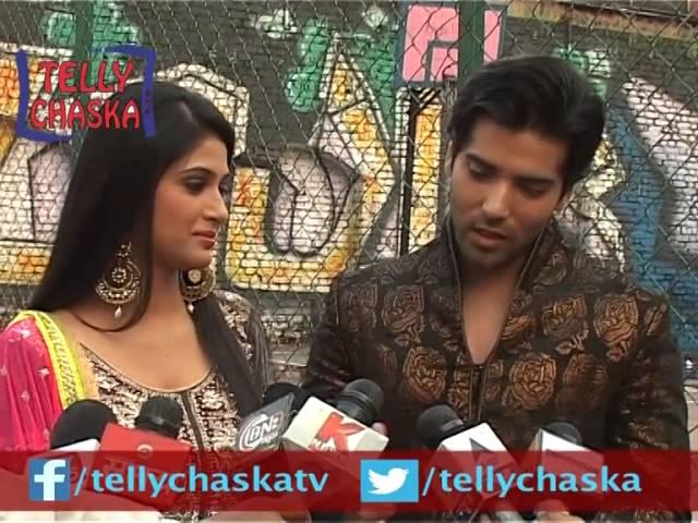 SONY TV NEW SHOW LAUNCH WITH KINSHUK MAHAJAN AND SHEFALI SHARMA