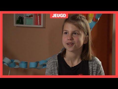 Ilse (10) heeft een hart van iemand anders