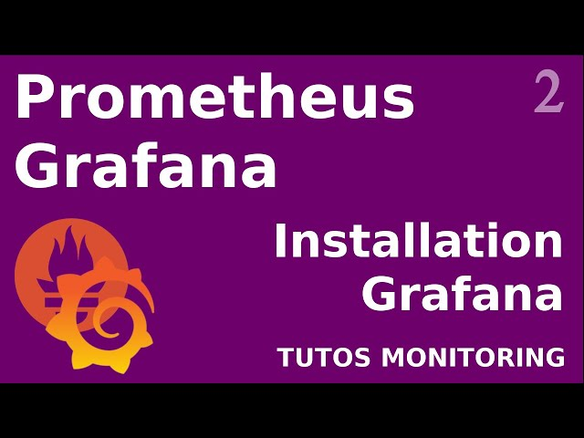GRAFANA - 2. INSTALLATION