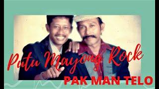 LAGU LAWAK - Pak Man Telo - Putu Mayong Rock album OMARA