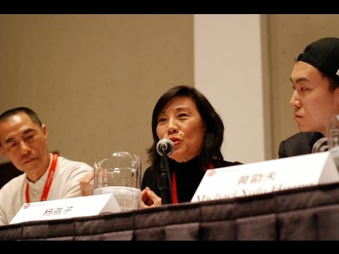 Harvard China Forum 2016 | 2016年哈佛中国论坛 Entertainment Panel